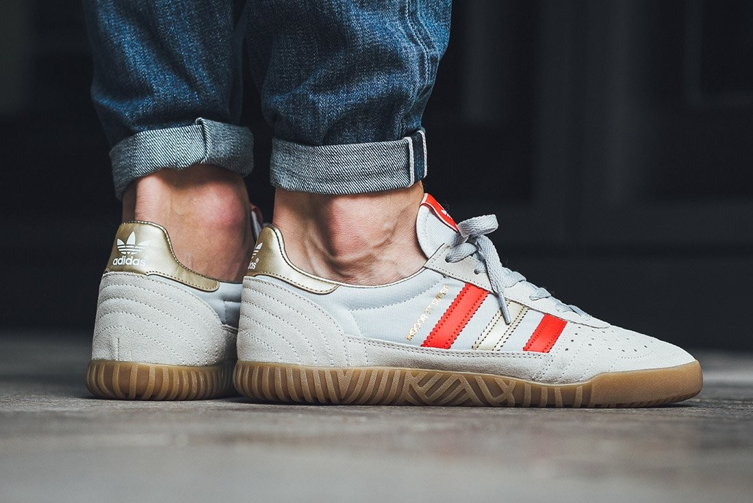 ADIDAS INDOOR SUPER (CLEAR BROWN)