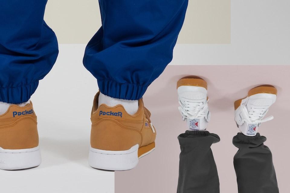 "Packer Shoes x Reebok Workout Lo Plus ""Reverse Gum"""