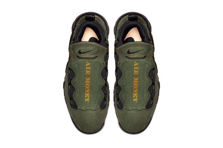 Nike Air More Money - Фунты 2