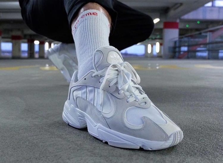 Adidas Yung 1 - обзор на кроссовки