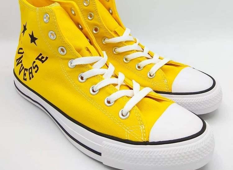 Самые популярные модели кроссовок - Converse Chuck Taylor All Star