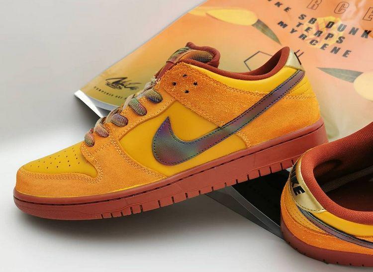 Nike SB Dunk: старт с 2002 года