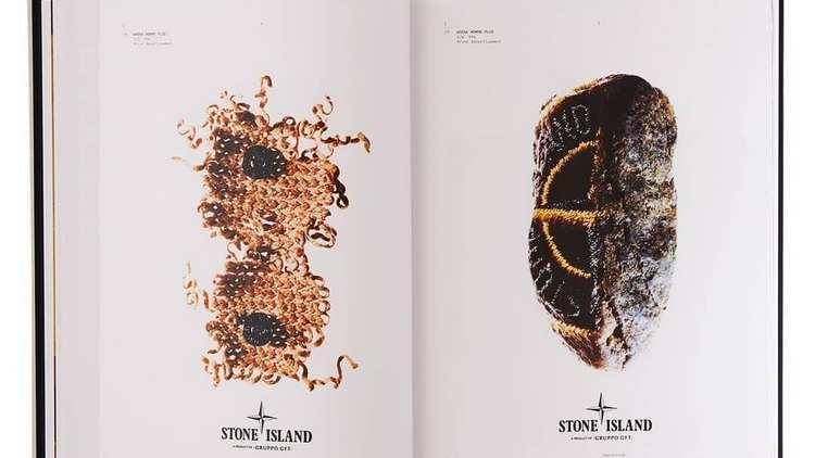 Stone Island патч - 2