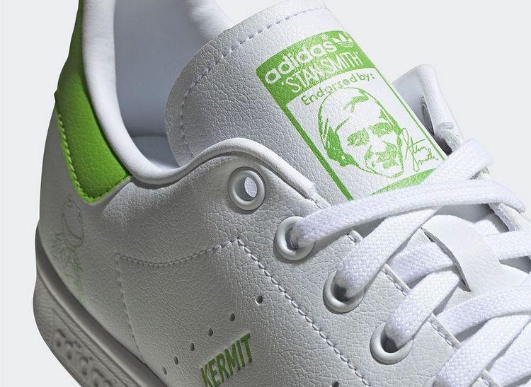 Adidas белые кроссовки Стен Смит