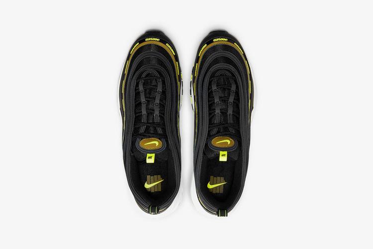 Лучшие кроссовки Nike c Undefeated новая коллаборация
