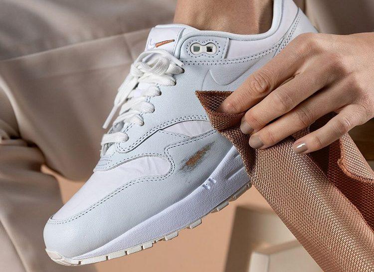 Обзор кроссовок nike: air max 1 красиво стираются