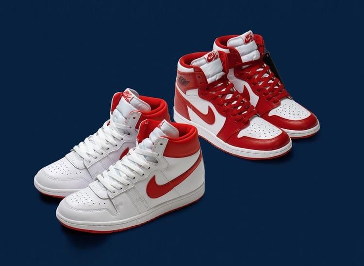 Самые дорогие кроссовки - Air Jordan 1 High New Beginnings