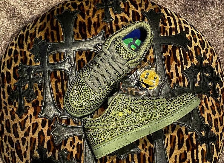 Cactus Plant Flea Market x Nike Dunk Low Green