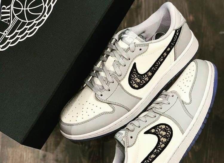 Dior x Air Jordan 1 Low 1