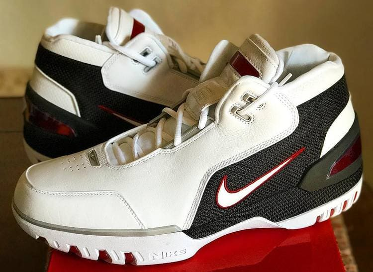 Nike Air Zoom Generation - First Game