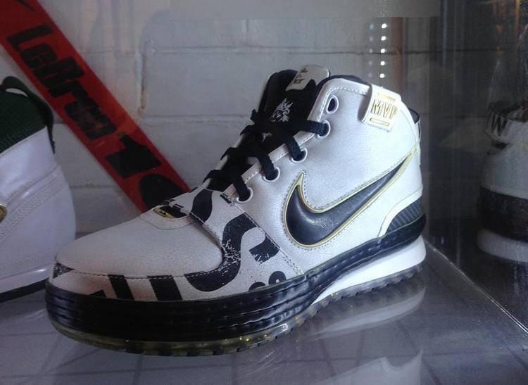 Nike LeBron 6 - MVP