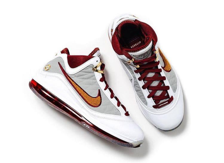 Nike LeBron 7 NFW - MVP