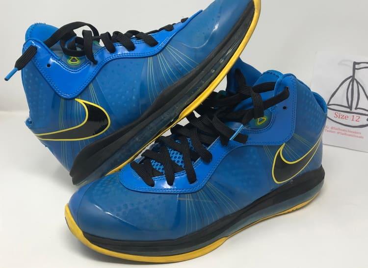 Nike LeBron 8 V / 2 - Entourage