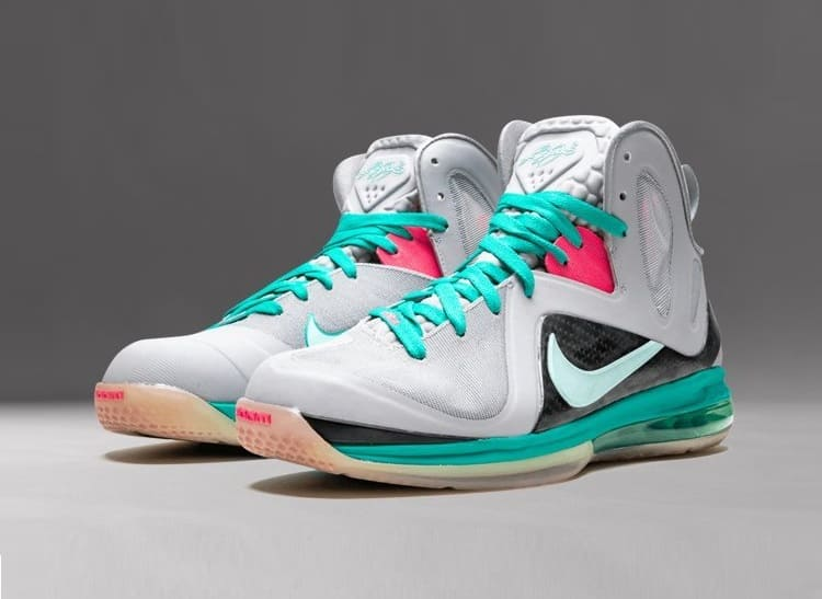 Nike LeBron 9 P.S. Elite - South Beach