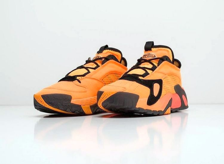 адидас streetball кроссовки