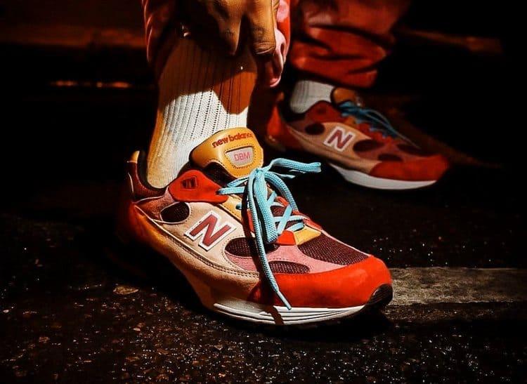Кроссовки Joe Freshgoods x New Balance 992
