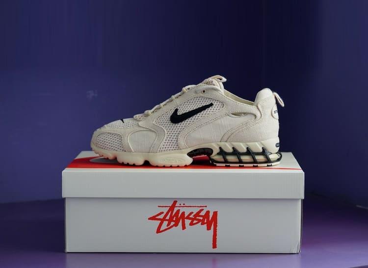 Кроссовки Stussy x Nike Air Zoom Spiridon Cage 2